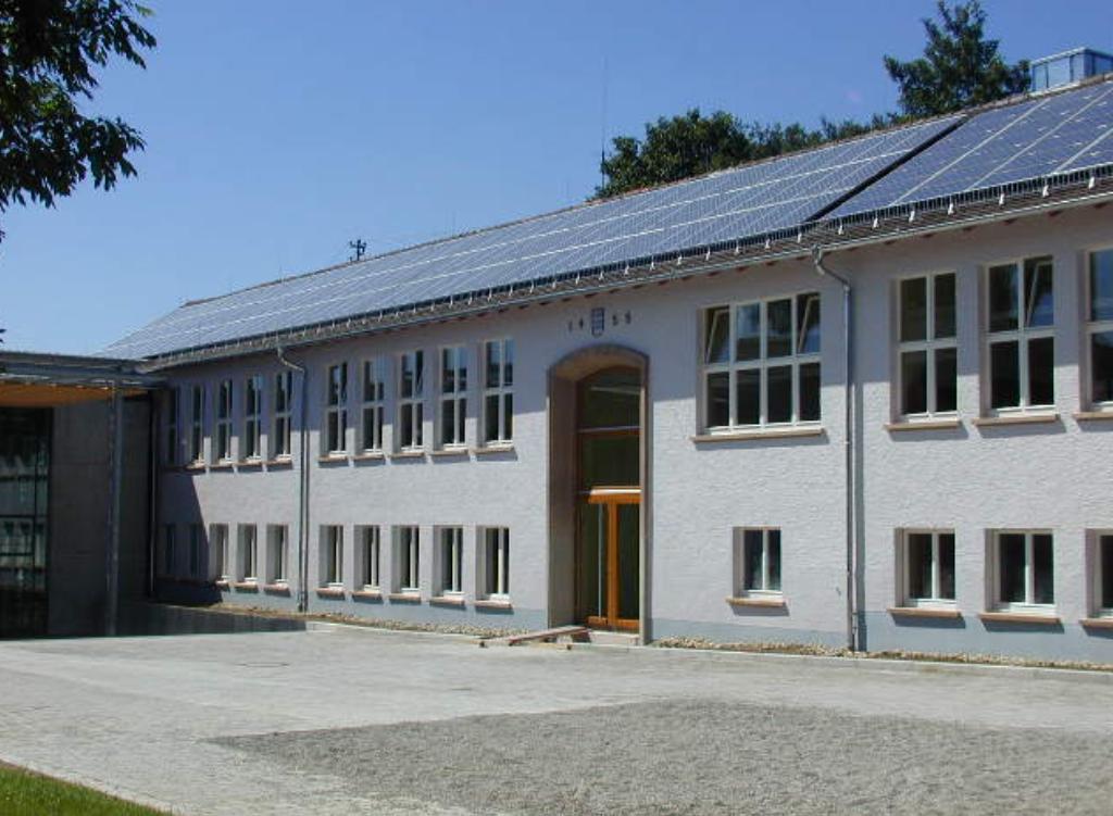 Bürgerdach Grundschule Neufrach