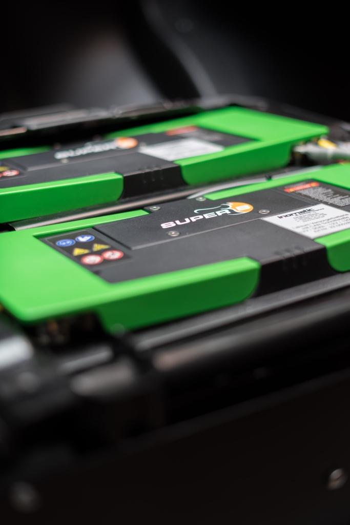 Womo Li-Ionen-Batterien